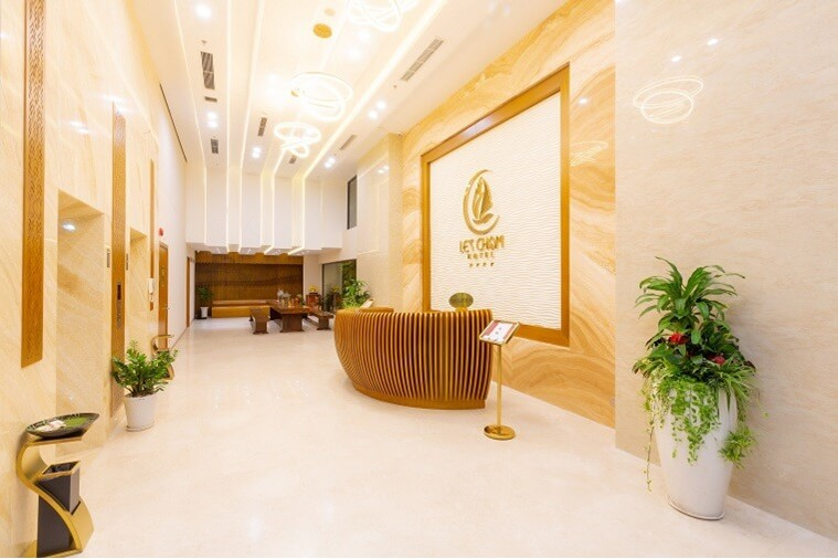 Khách Sạn Le's Cham Hotel Nha Trang