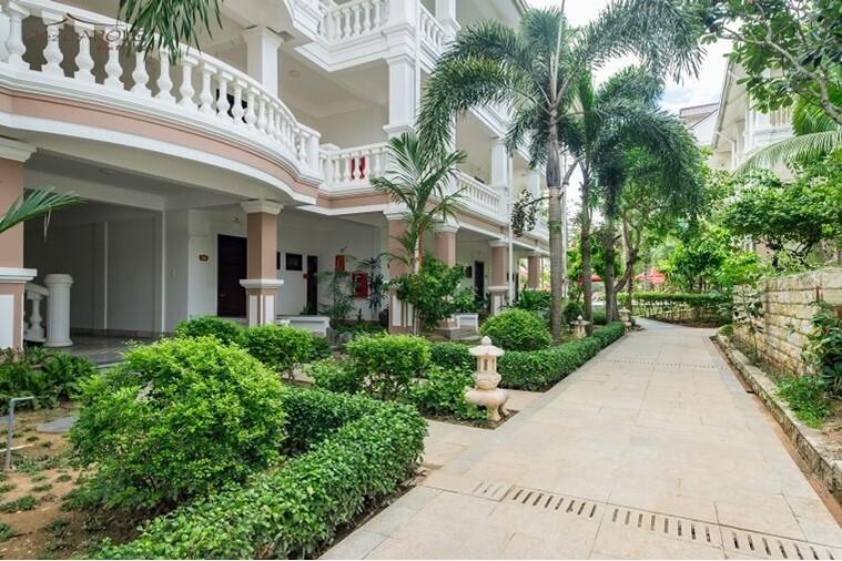 Khách Sạn Chez Carole Center Resort & Spa Phú Quốc
