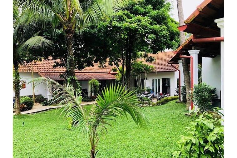 Luxury Garden view