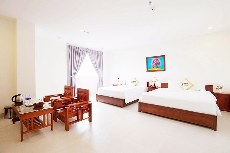 Phòng Suite Family Ocean