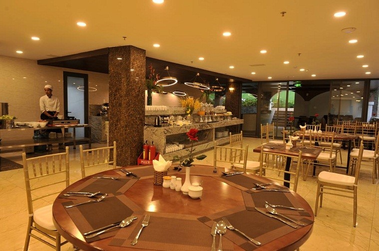 Khách sạn Daisy Gold Đà Lạt