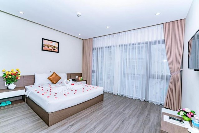 Phòng Suite Deluxe Double