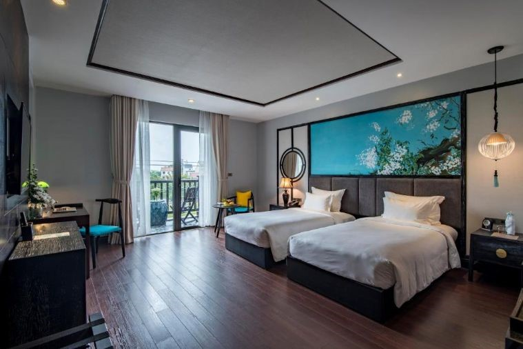 Phòng Junior Suite Twin