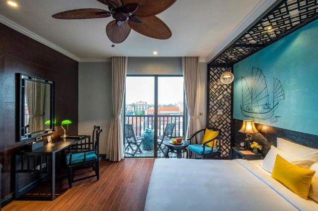 Phòng Junior Suite Double