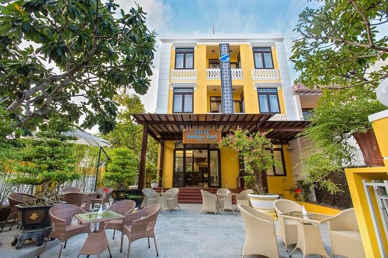 Khách Sạn Hải Âu Boutique & Spa Hội An
