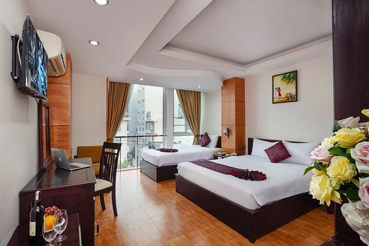 Khách Sạn Carina Nha Trang