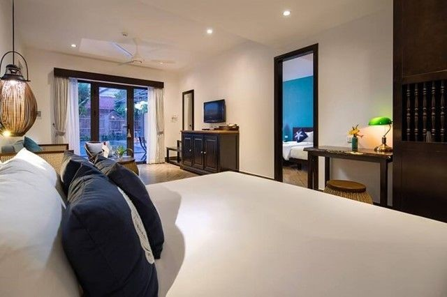 Phòng Alcove Suite Pool view