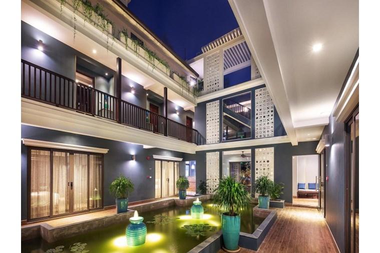 Khách sạn Aira Boutique Hội An