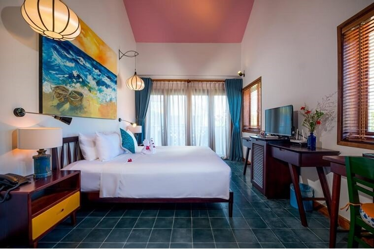 Khách Sạn Beachside Boutique Resort Hội An