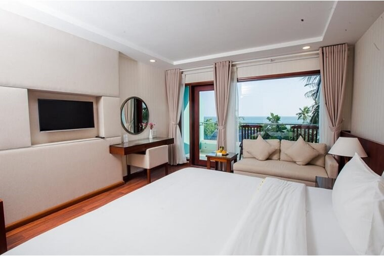 Phòng Superior Double Ocean View