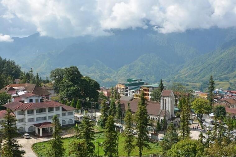 Khách sạn Panorama Sapa