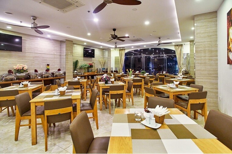 Khách Sạn Boss Nha Trang
