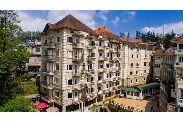 Khách sạn Icon 36 Sapa