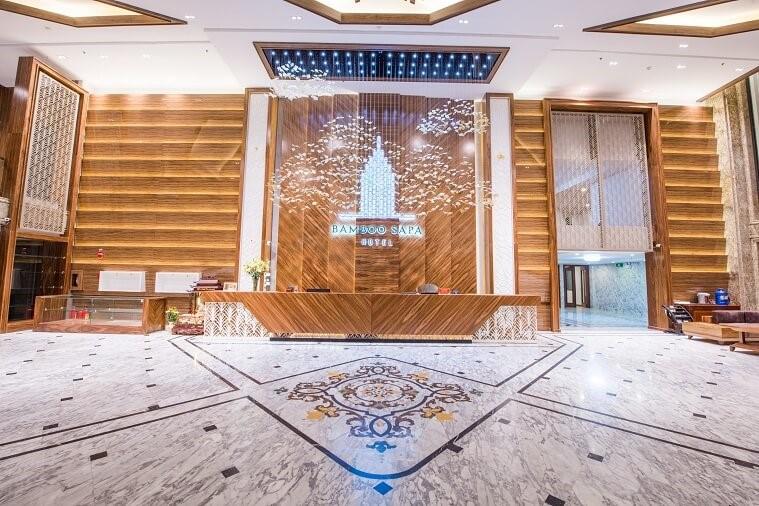 Khách sạn Bamboo Sapa