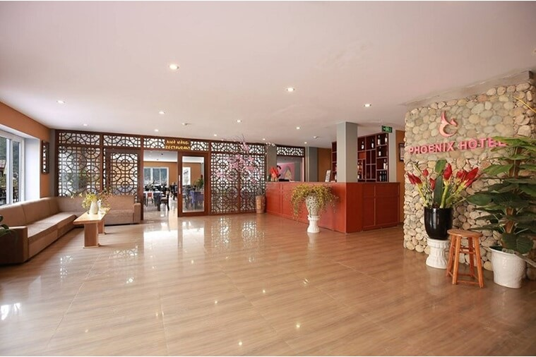 Khách sạn Phoenix Sapa