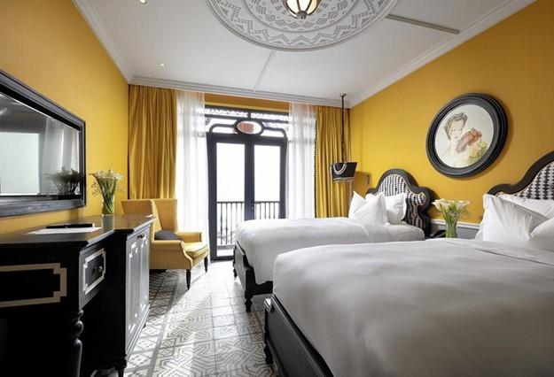 Phòng Deluxe 1 Giường Đôi / 2 Giường Đơn