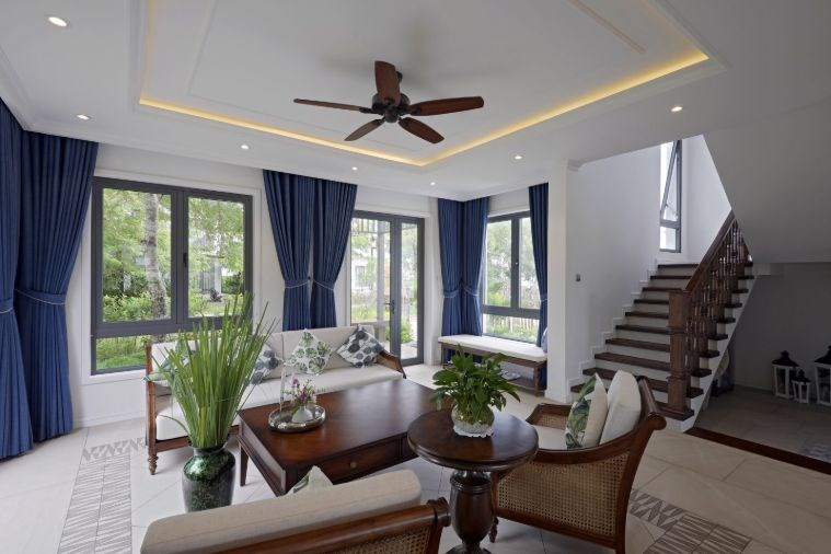 Phòng Sunset Villas 4 Bedrooms Garden View