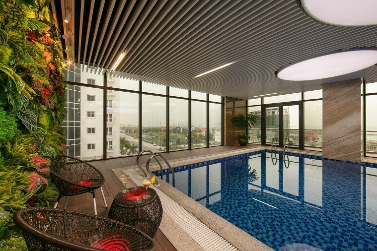 Khách sạn Marina Hạ Long