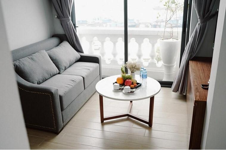 Khách sạn The Confetti Hạ Long