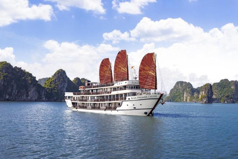 Alisa Premier Cruise Hạ Long