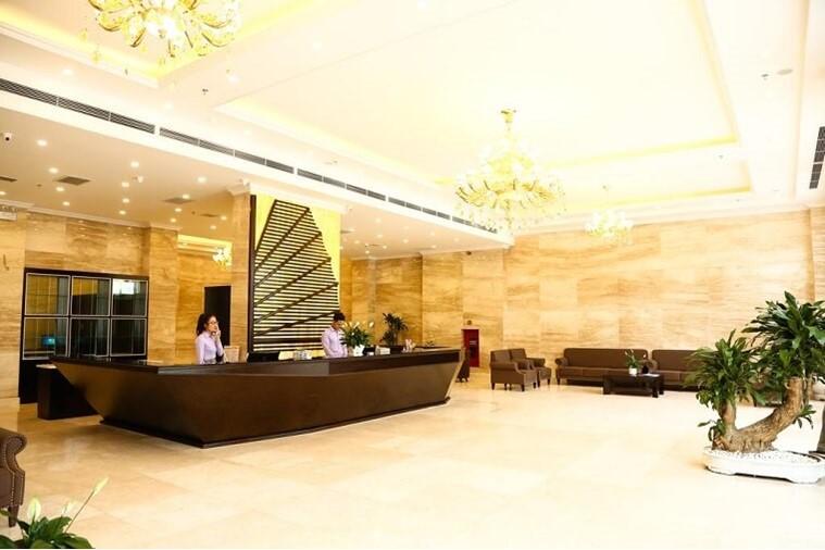 Khách sạn Galaxy Hạ Long