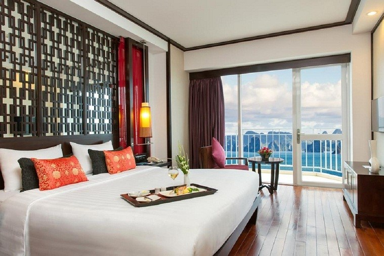 Khách sạn Novotel Hạ Long Bay