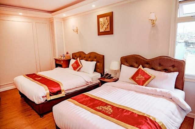 Phòng Deluxe Tripble