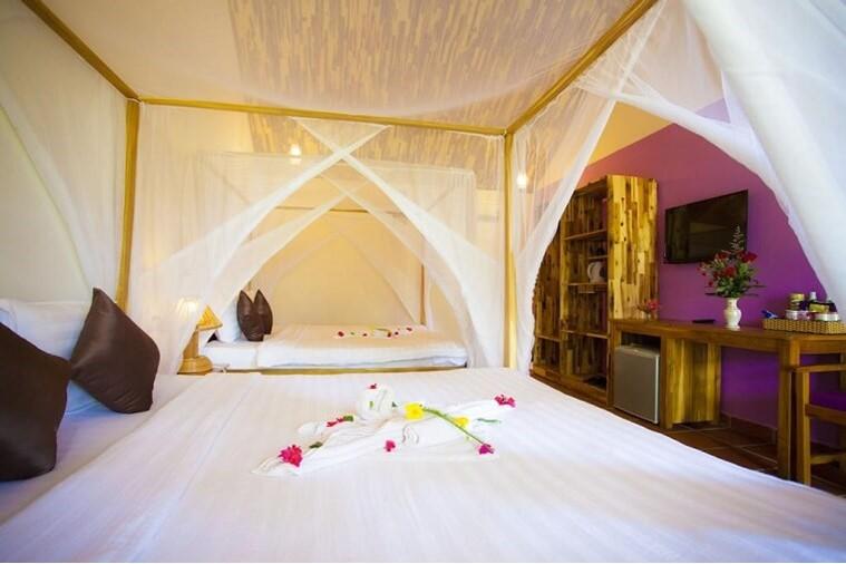 Khách Sạn La Mer Resort Phú Quốc