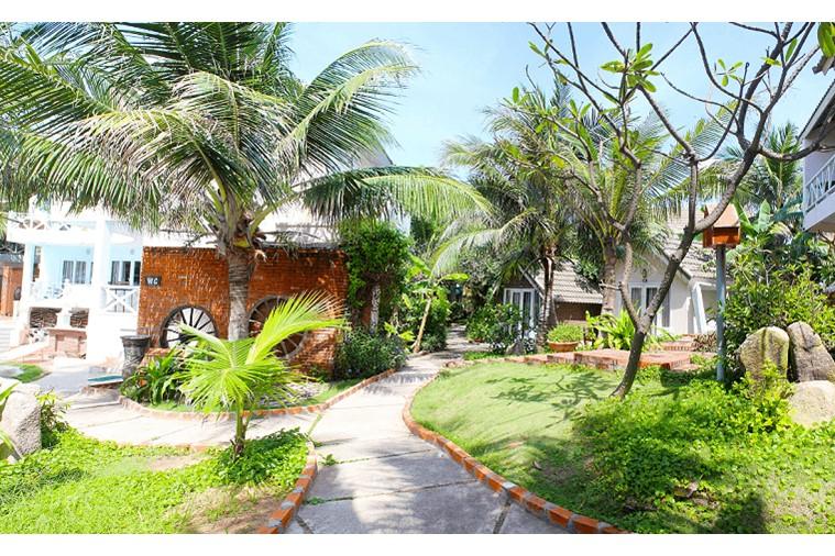 Phòng Superior Double Garden View