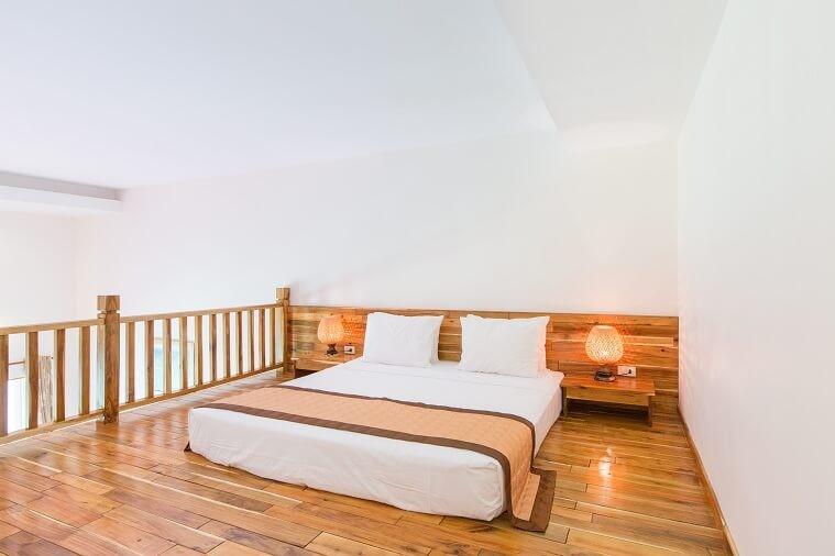 Phòng Seaside Villa