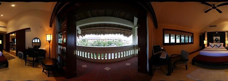 Phòng Suite Hướng Vườn