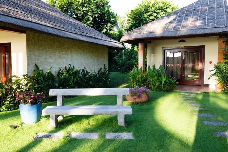 Phòng Bungalow Superior Hướng Vườn