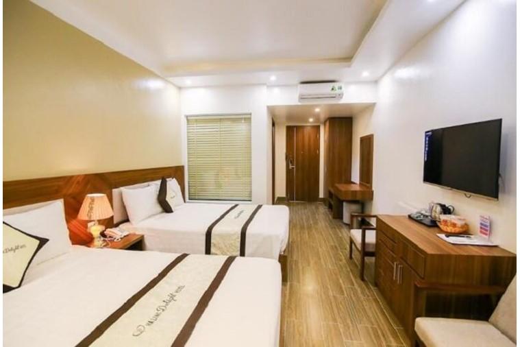 Khách sạn Delight Hạ Long