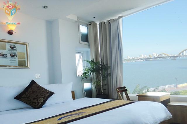 Phòng Superior Double nhìn ra biển