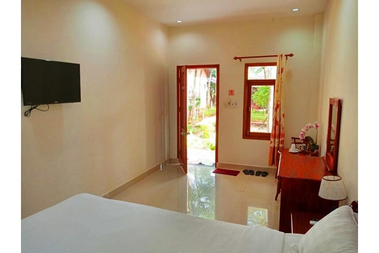 Phòng Standard Double Garden View