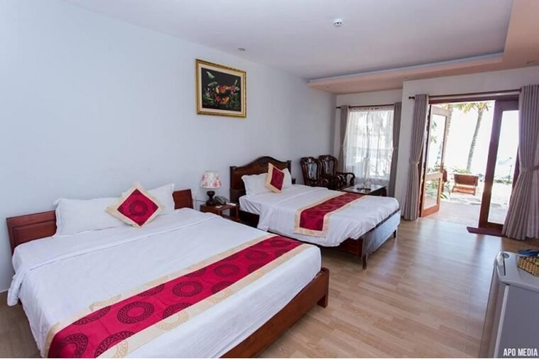 Phòng Bungalow Deluxe Sea View