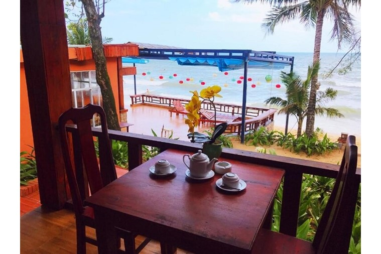 Phòng Luxury Sea View