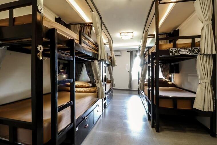 Phòng Tập Thể 8 Giường