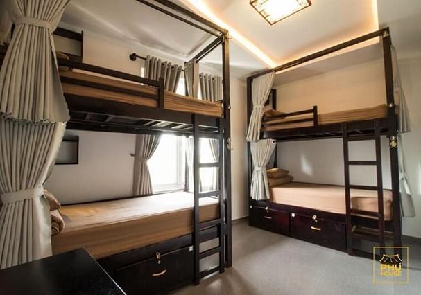 Phòng Tập Thể 4 Giường