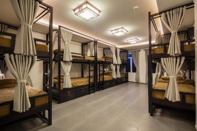 Phòng Tập Thể 12 Giường