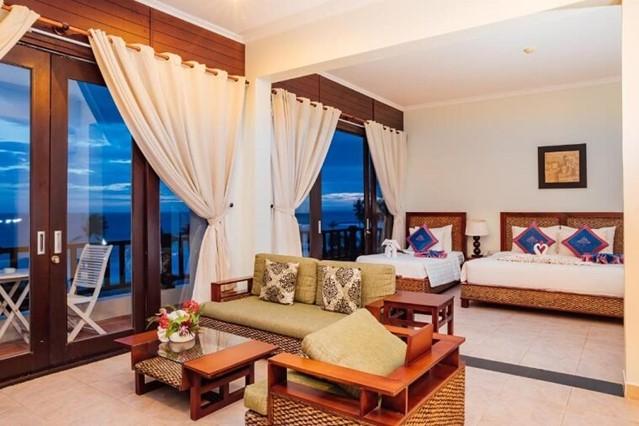 Phòng Suite Gia Đình Nhìn Ra Biển