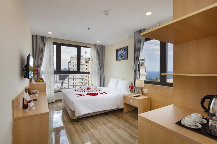 Khách Sạn The Swan Nha Trang