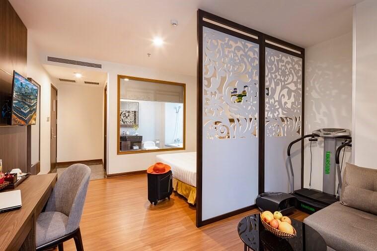 Phòng Daphovina Suite