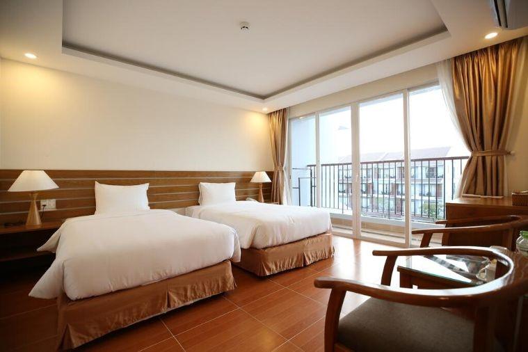 Khách Sạn Green Deluxe Hotel Phú Quốc