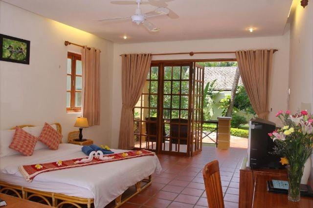 Phòng Double Garden View