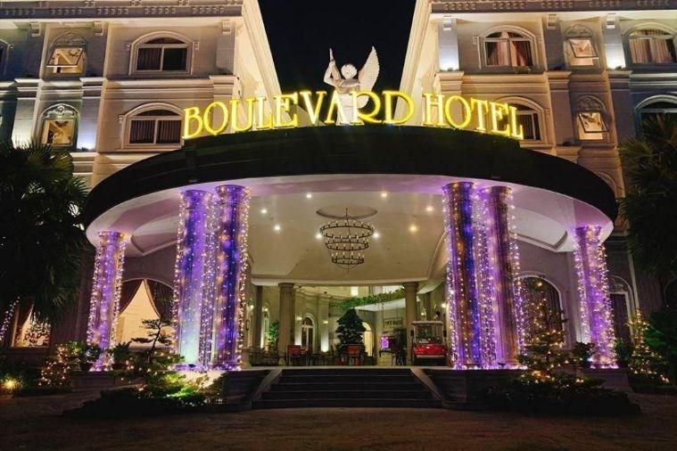 Khách Sạn Boulevard Phú Quốc