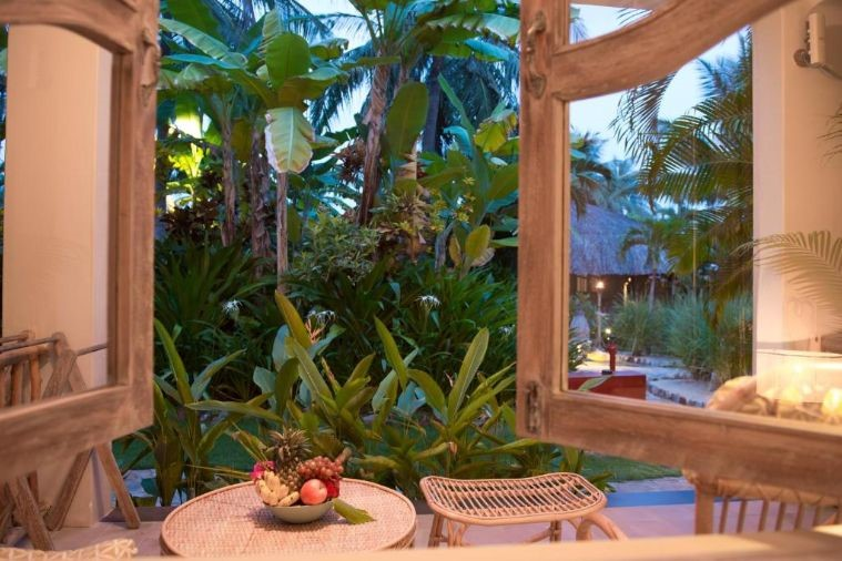 Phòng Twin SaPa House Garden