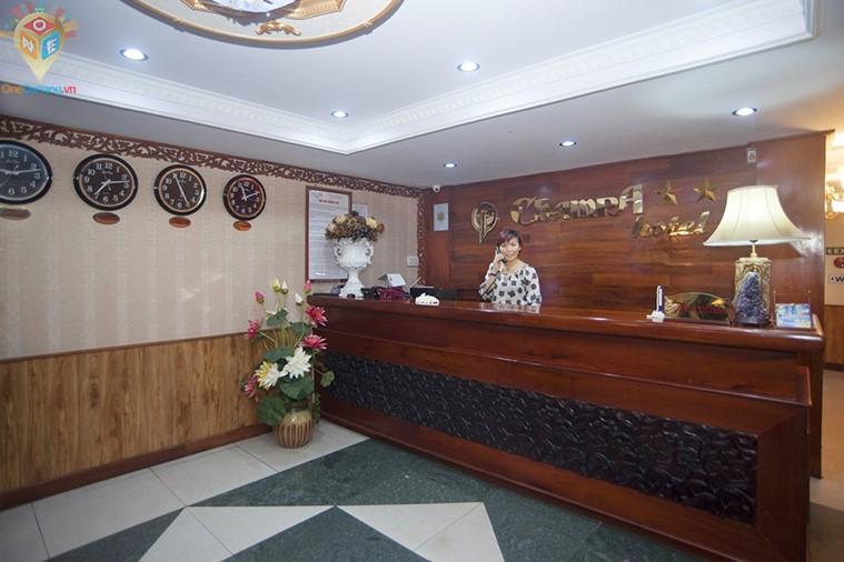 Khách sạn Champa