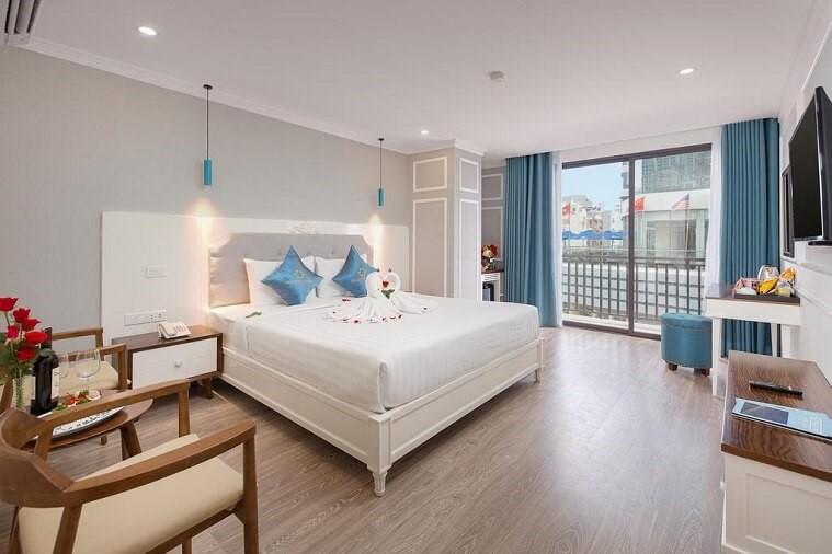 Khách Sạn Grand Sea View Đà Nẵng