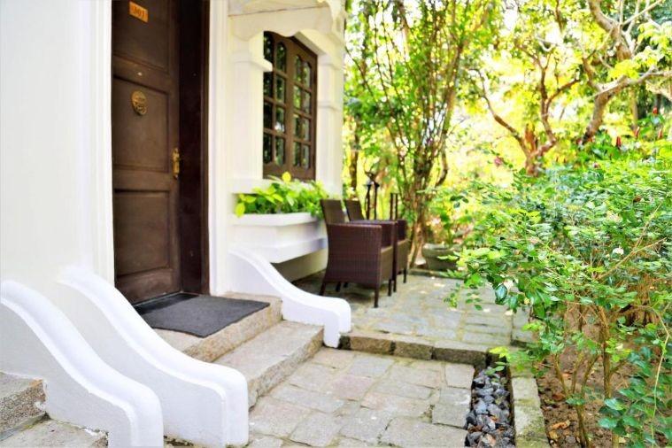 Phòng Premium Twin Garden View